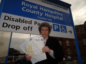 So far we have signed up over 1200 signatures- it rings a bell with local Parents - and Grandparents too!