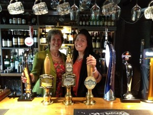 Local pubs are a really valuable hub in the community- we must make every effort to support them.